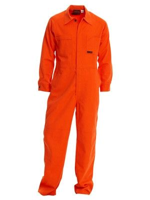 Bisley  Indura® Ultra Soft® Flame Resistant Coverall-(BC8011)
