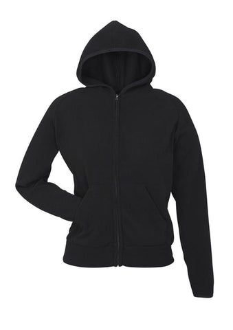 Biz Collection Ladies Trinity Full Zip Hoodie (F10820)