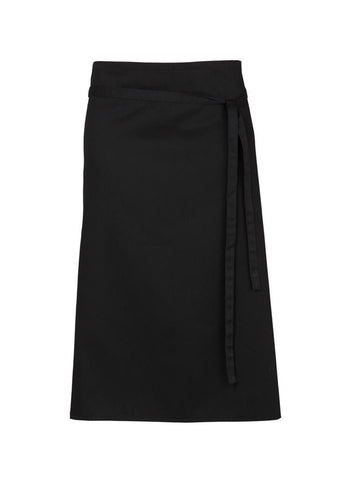 Biz Collection Bistro Apron no pocket (BA92)