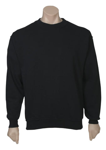 Biz Collection Adults Crew Neck Fleecy Top (SW303)