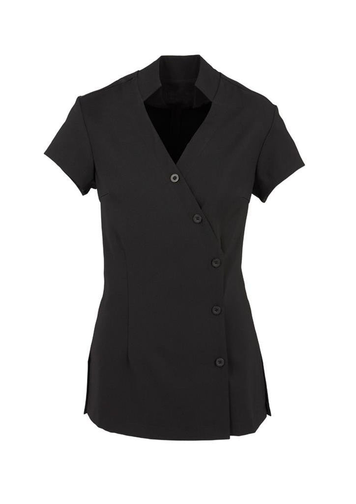 Biz Collection Ladies Zen Crossover Tunic (H134LS)