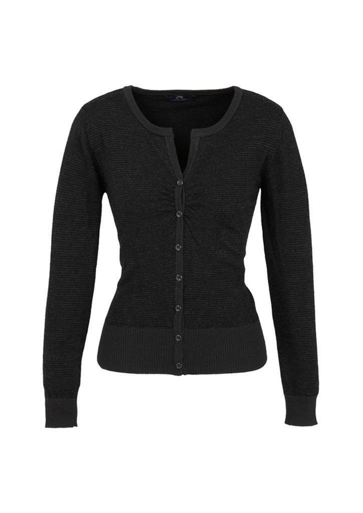 Biz Collection Ladies Origin Merino Cardigan (LC131LL)