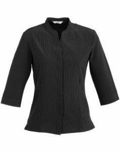 Biz Collection Ladies Quay 3/4 Sleeve Shirt (S231LT)