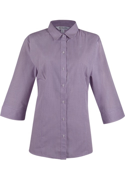 Aussie Pacific Lady Toorak Shirt 3/4 Sleeve-(2901T)