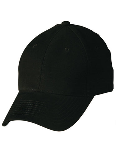 Winning Spirit Heavy Brushed Cotton Cap With Buckle (CH35)