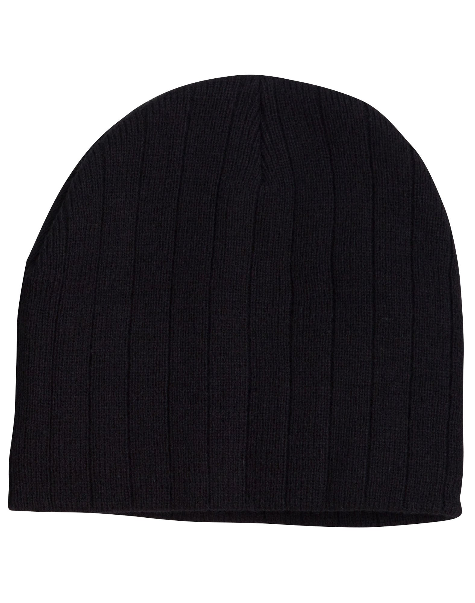 de7888f7239 Winning Spirit Cable Knit Beanie With Fleece Head Band Caps (CH64) – Budget  Workwear