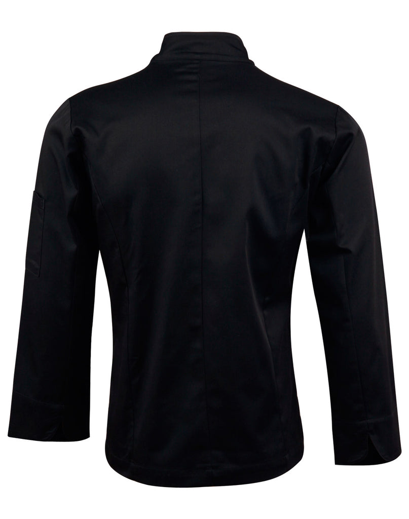 Winning Spirit Traditional Chef's Jacket Long Sleeve (CJ01)