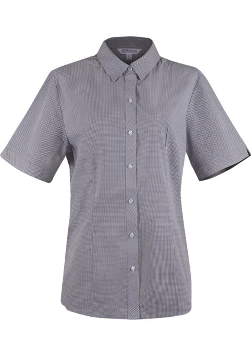 Aussie Pacific Lady Toorak Short Sleeve Shirt-(2901S)