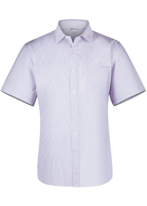 Aussie Pacific Mens Bayview Short Sleeve Shirt-(1906S)