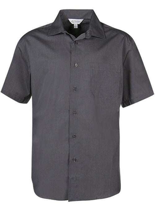 Aussie Pacific Mens Grange Short Sleeve Shirt-(1902S)