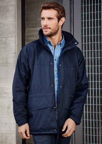 Biz Collection trekka water proof jacket-(J8600)