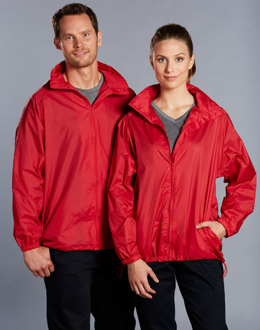 Winning Spirit  Unisex' Rain Forest Spray Jacket (JK10)