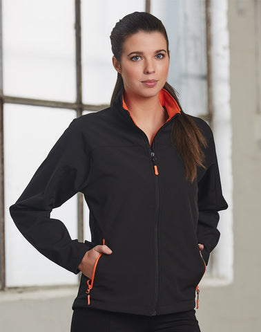 Winning Spirit Rosewall Soft Shell Ladies (JK16)