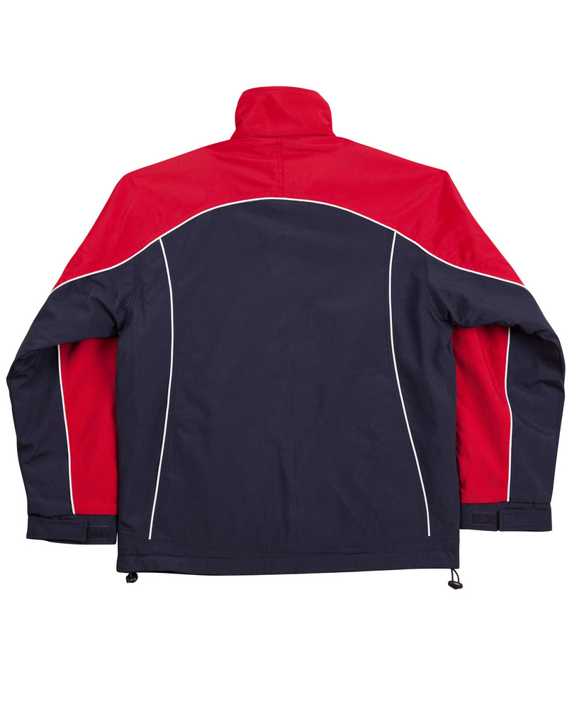 Winning Spirit Reversible Jacket with Contrast Colours (JK22)