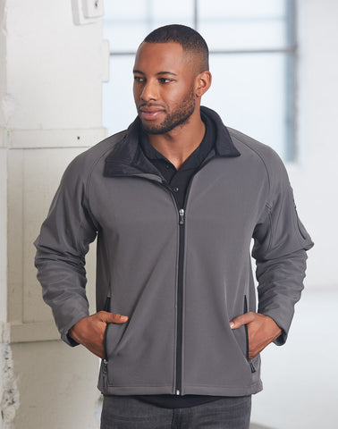 Winning Spirit Men's Softshell Jacket (JK23)