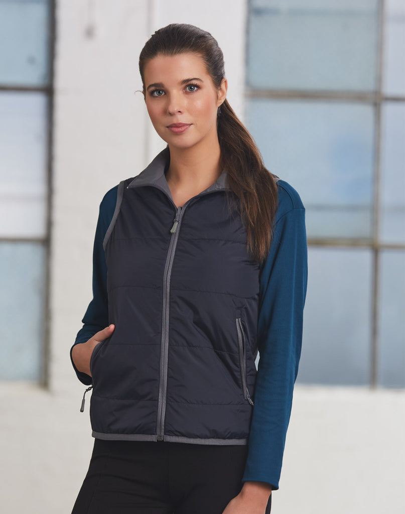 Winning Spirit Ladies' Versatile Vest (JK38)