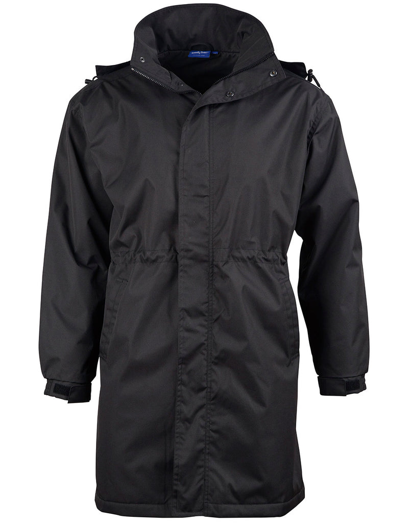 Winning Spirit  Longline Stadium Jacket (JK50)