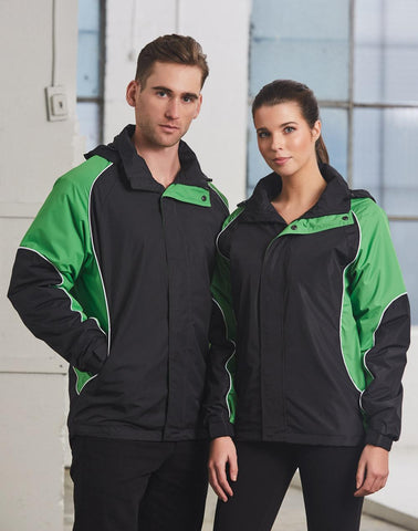 Winning Spirit Unisex Arena Jacket (JK77)