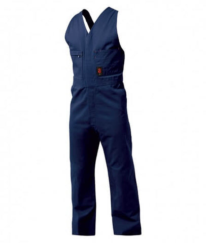 King Gee Sleeveless Drill Overall (K02060)