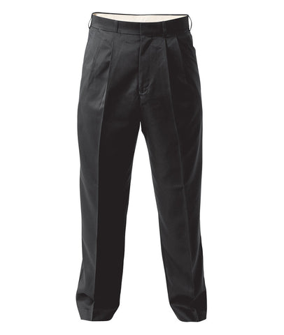 KingGee Easy Care Pleat Front Permanent Press Trouser (K03550)