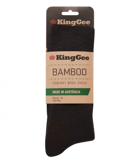 King Gee Bamboo Work Sock Men's (K09270)