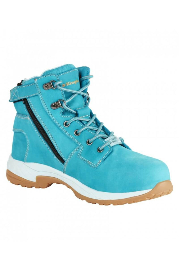 King Gee - Women's Tradie Zip (K27370)