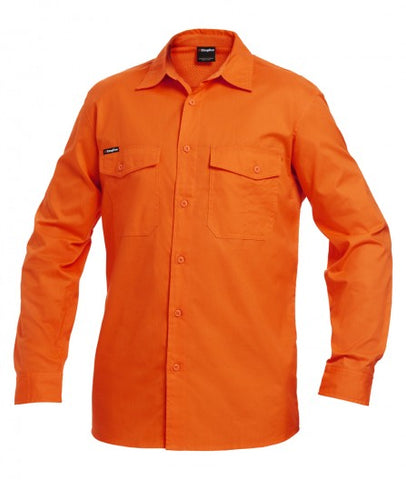 King Gee Workcool 2 Shirt L/S (K54805)