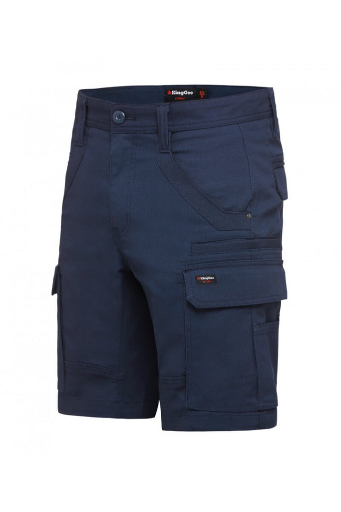 Kinggee Tradies Utility Cargo Short (K69870)