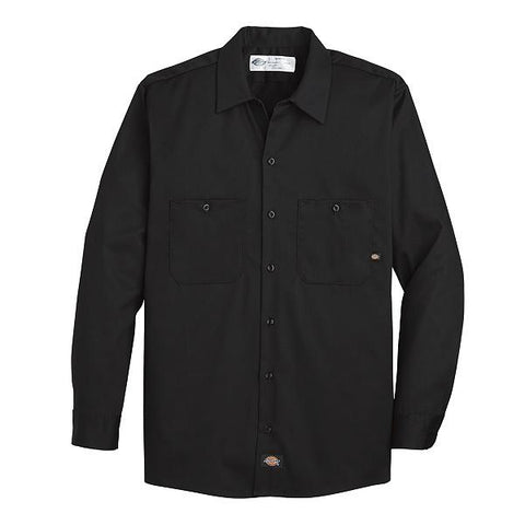 Dickies L/S Industrial Cotton Work Shirt (LL307)