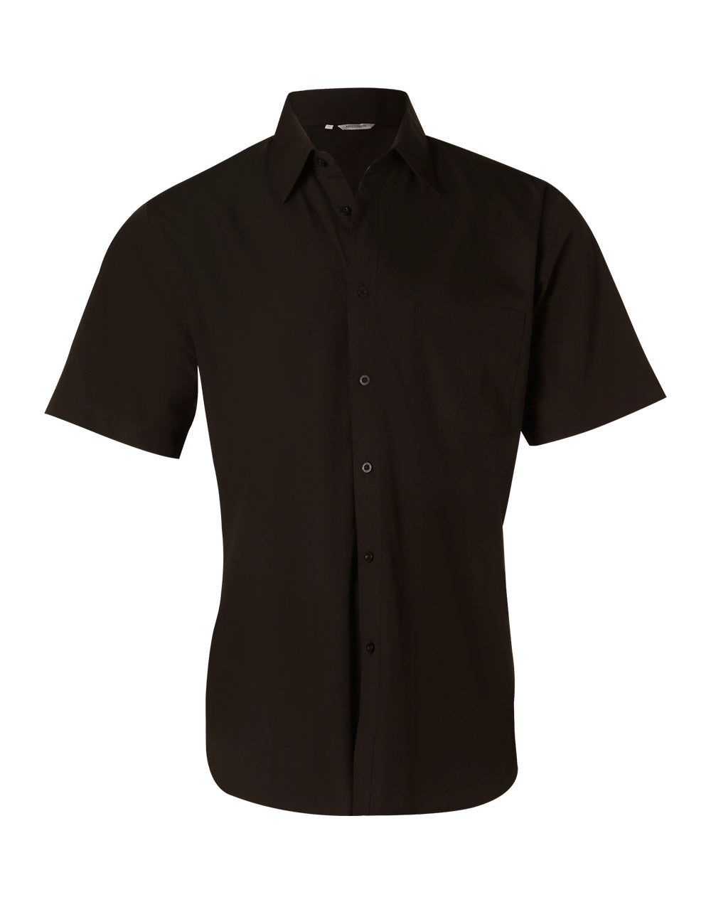 Winning Spirit Men's Nano Tech Short Sleeve Shirt (M7001)