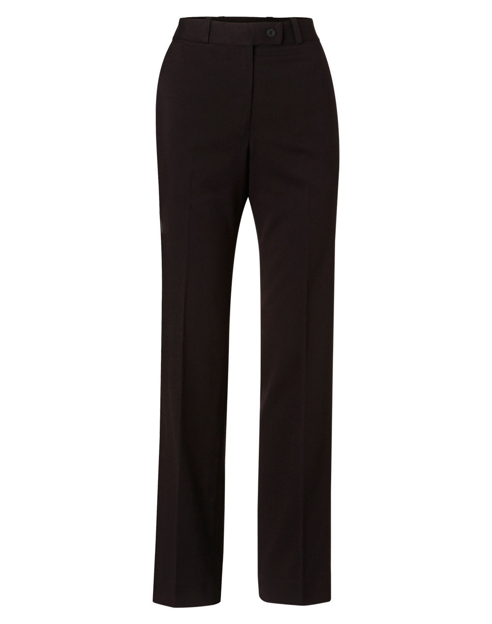 Winning Spirit Women's Poly/Viscose Stretch Flexi Waist Utility Pants (M9440)