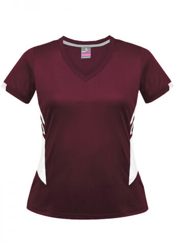 Aussie Pacific Lady Tasman Tee (2nd 10 colors)-(2211)