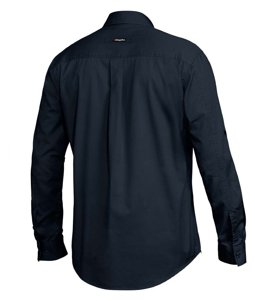King Gee Tradies Shirt L/S (K14350)