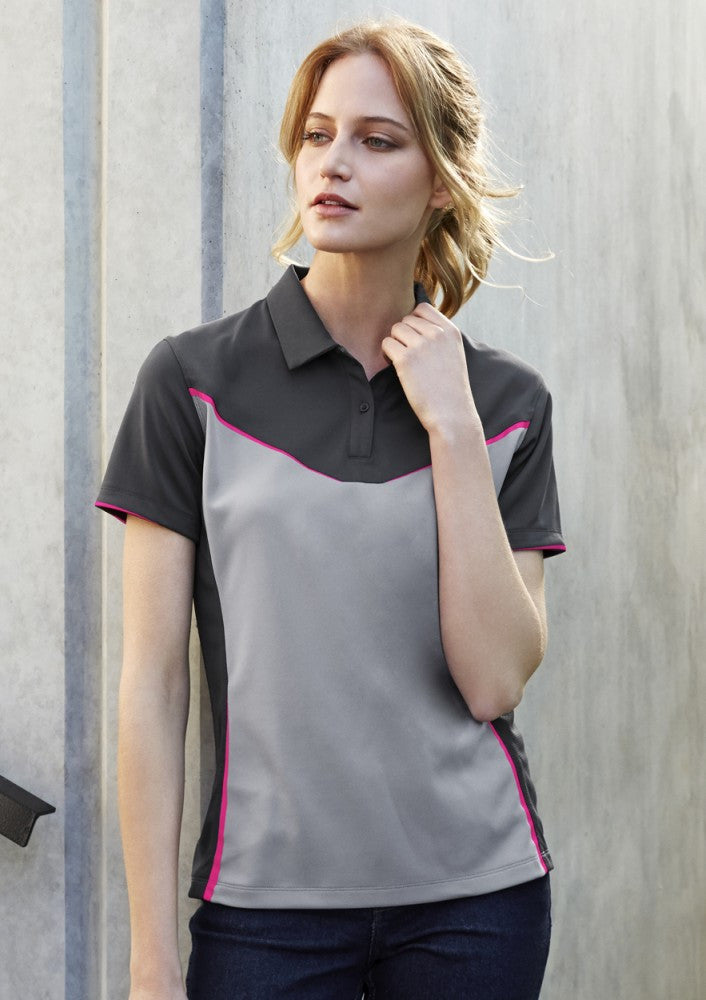 Biz Collection Ladies Victory Polo (P606LS)