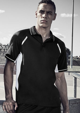 Biz Collection Mens Renegade Polo-(P700MS)