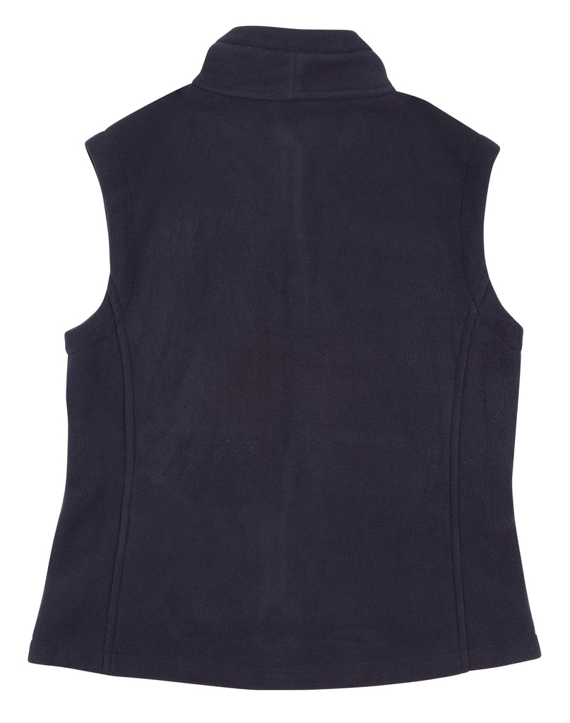 Winning Spirit Ladies' Bonded Polar Fleece Vest (PF10)