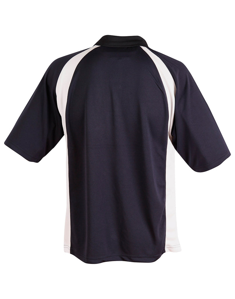 Winning Spirit Men's CoolDry® Micro-mesh Short Sleeve Polo (PS30)