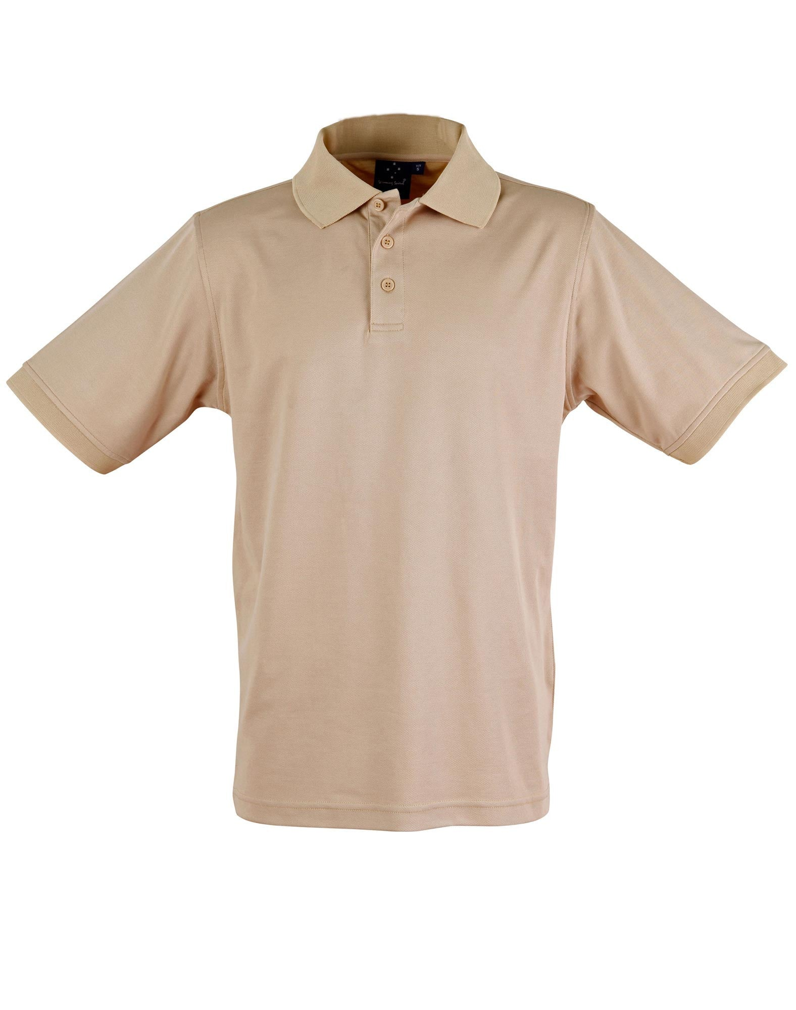 Winning Spirit Men's TrueDry® Short Sleeve Polo (PS33)