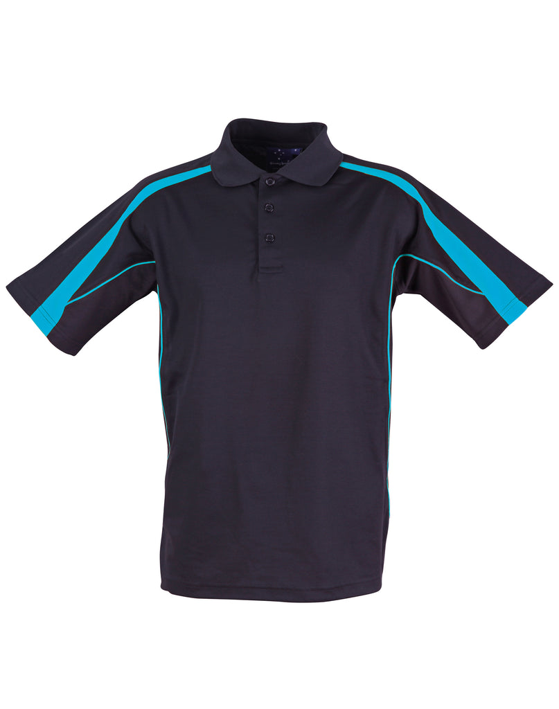 Winning Spirit Legend Kids Poly-cotton Blended Polo 2nd(2 Colour) (PS53K)