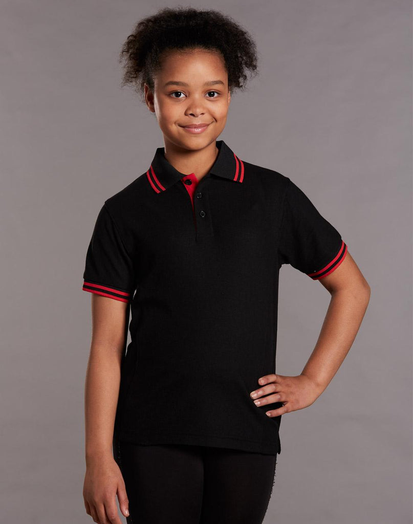 Winning Spirit Kids Grace Polo (PS65K)