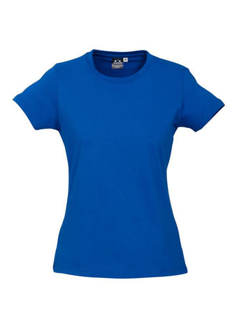 Biz Collection Ladies Ice Tee 3rd  (3 Colour) (T10022)