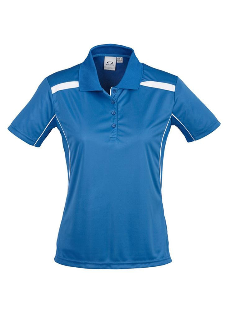 Biz Collection Ladies United Short Sleeve Polo 2nd ( 6 Colour ) (P244LS)