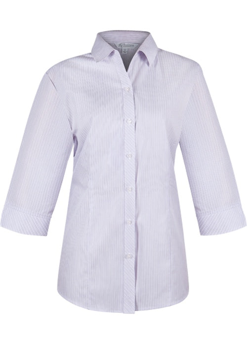 Aussie Pacific Lady Bayview 3/4 Sleeve Shirt-(2906T)