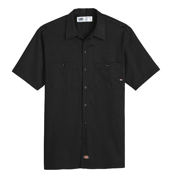Dickies S/S Industrial Cotton Work Shirt (LS307)