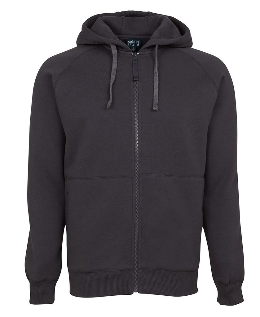 JB'S Adults Full Zip Fleecy Hoodie (S3FH)