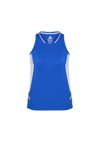 Biz Collection Renegade Ladies Singlet-(2nd 3 colors)-(SG702L)