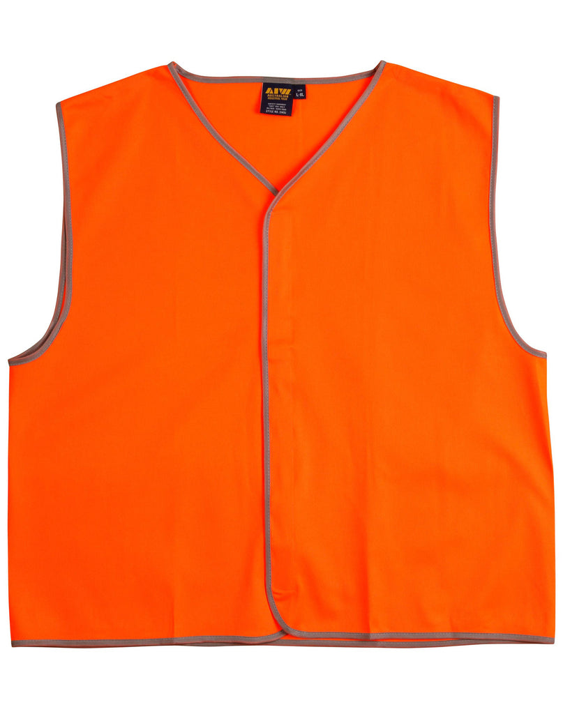 Winning Spirit Kid's Hi-vis Safety Vest (SW02K)