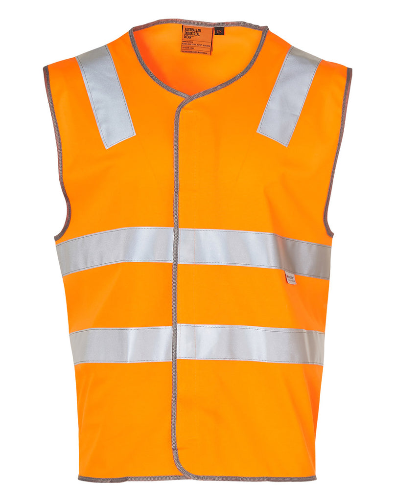 Winning Spirit High Visibility Safety Vest (SW03)