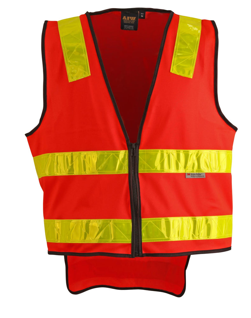 Winning Spirit VIC Road Style Safety Vest (SW10A)