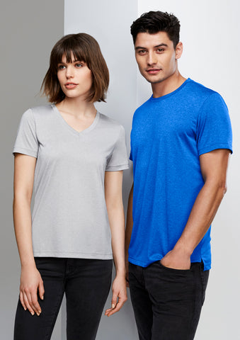 Biz Collection Ladies Aero Tee -2nd Color (T800LS)